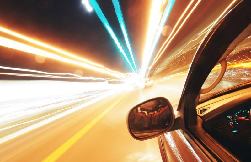 how long do speeding tickets affect your insurance