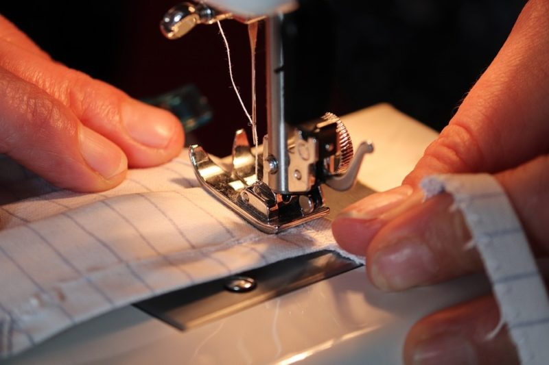 how much for a western electric sewing machine