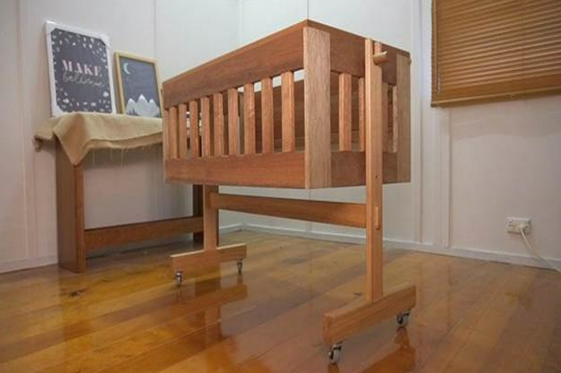 how to build a bassinet