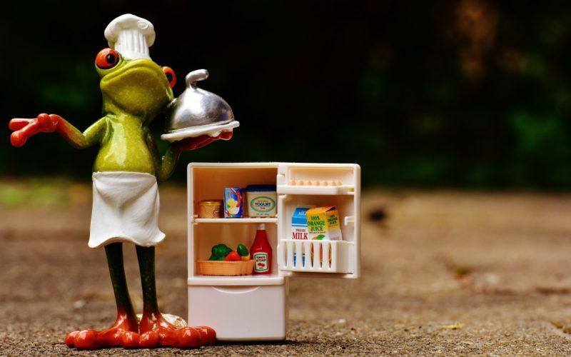 how to fix a mini-fridge that won't get cold