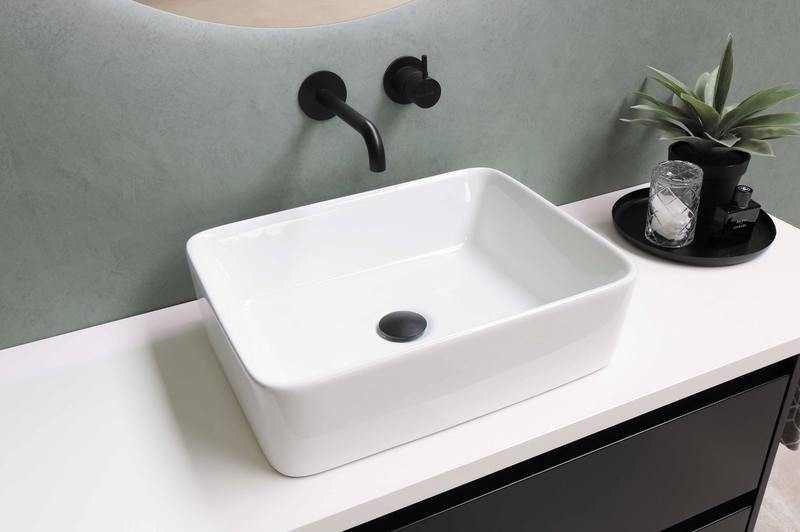 how to fix water damage under sink
