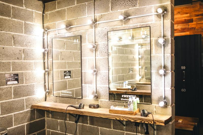 how to fix water damaged vanity frame