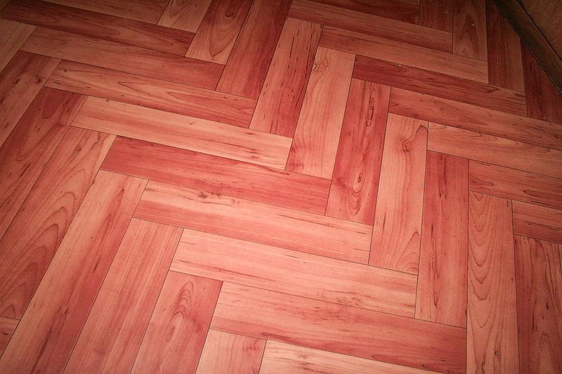 how to repair water damaged linoleum floors