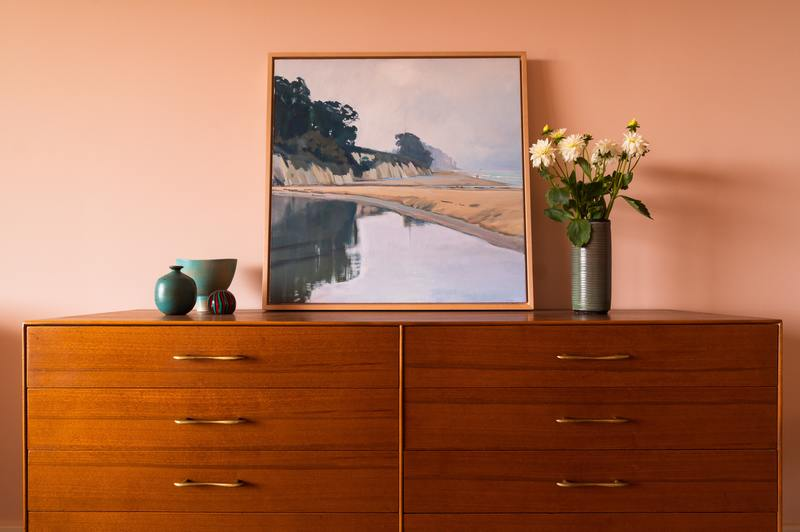 how to replace water damaged laminate dresser sides