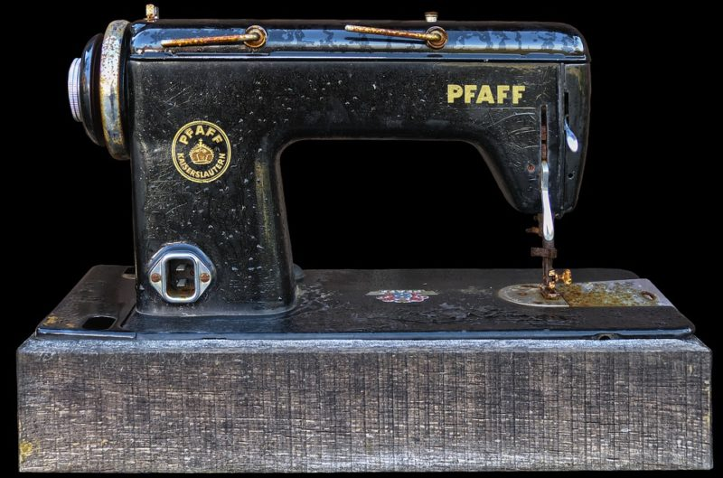 how to service a pfaff sewing machine