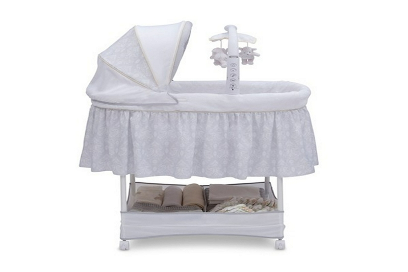 how to use Uppababy bassinet