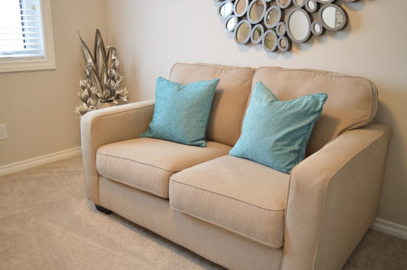 how to fold up convertible loveseat