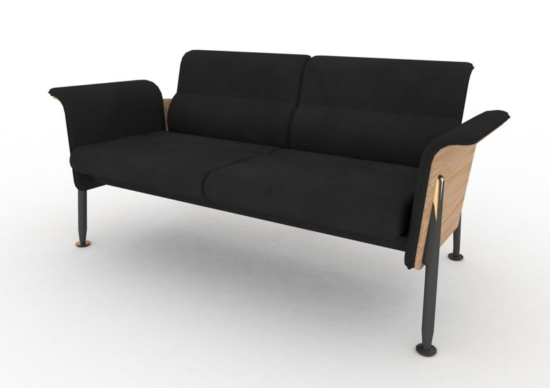 electric loveseat recliner