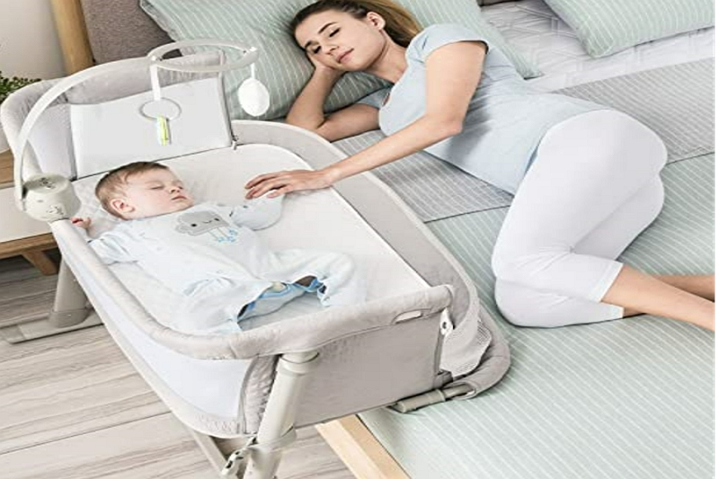 Ways to Get a Baby To Sleep In a Bassinet at Night