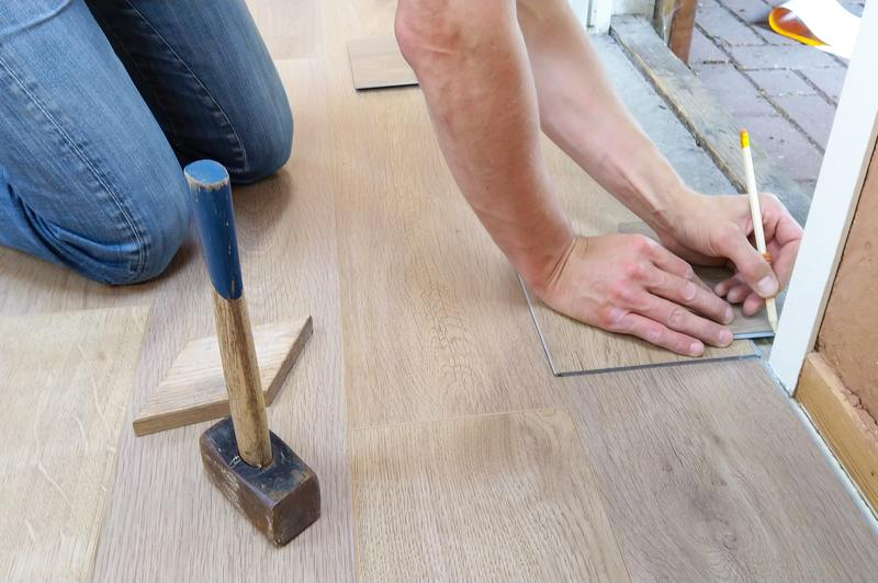 who to call to replace water damaged floors