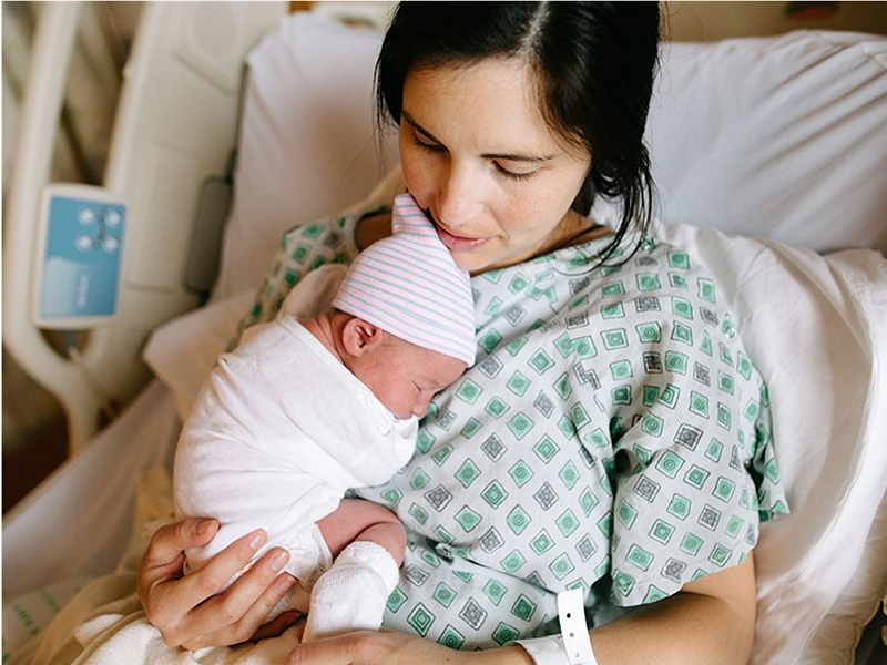 When Was Maternity Leave Introduced