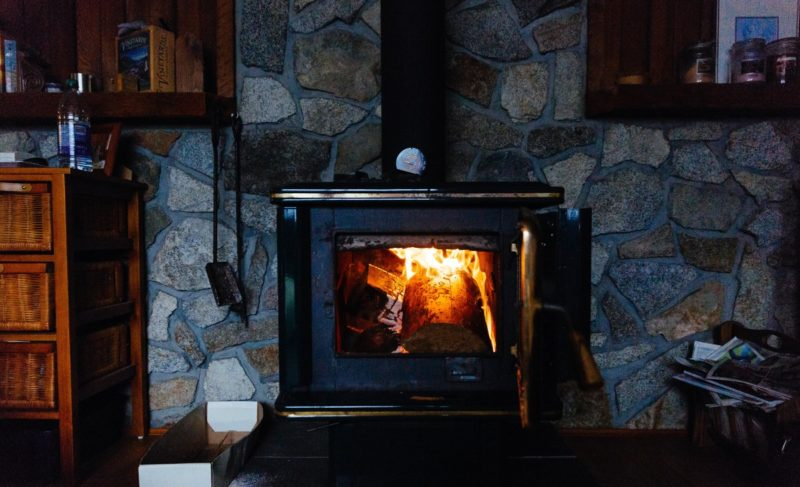 how to clean a pellet stove chimney