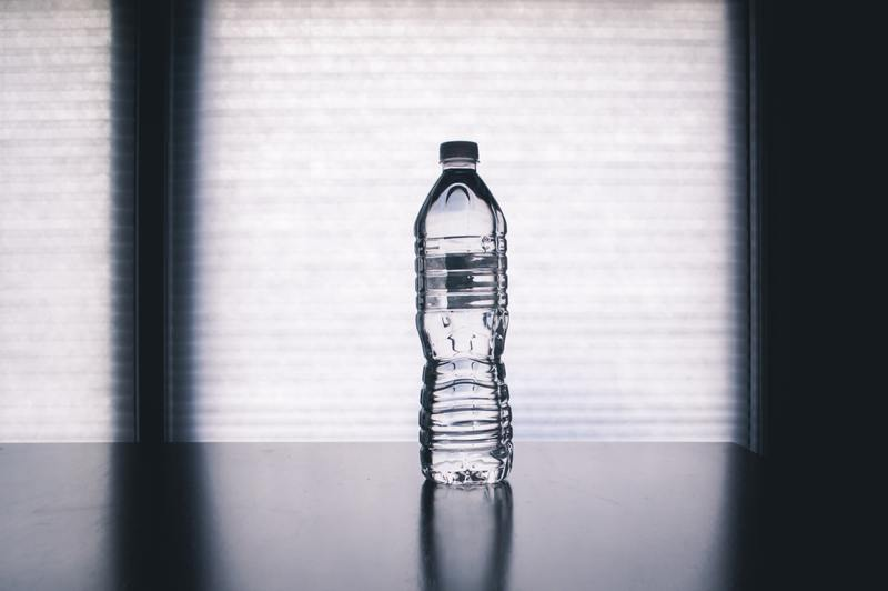 how to get mold out of water bottle
