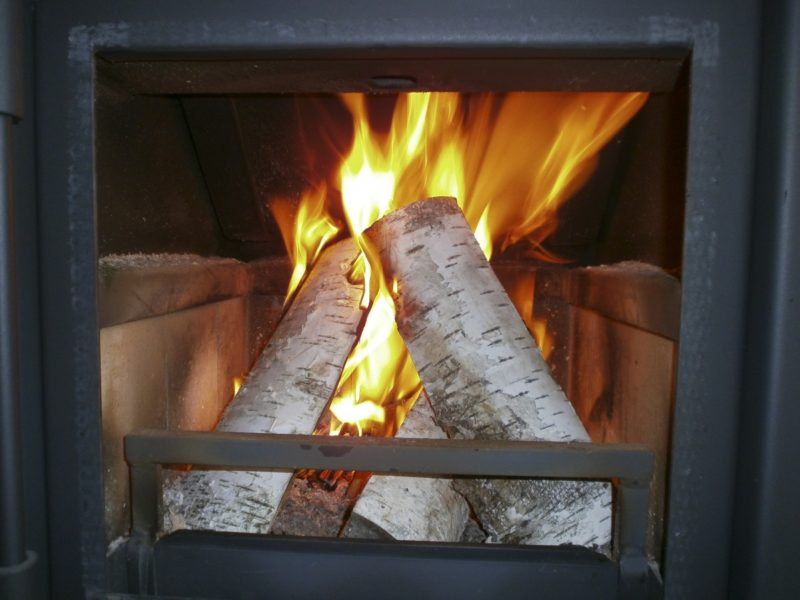how to make a cheap wood stove of our own at home