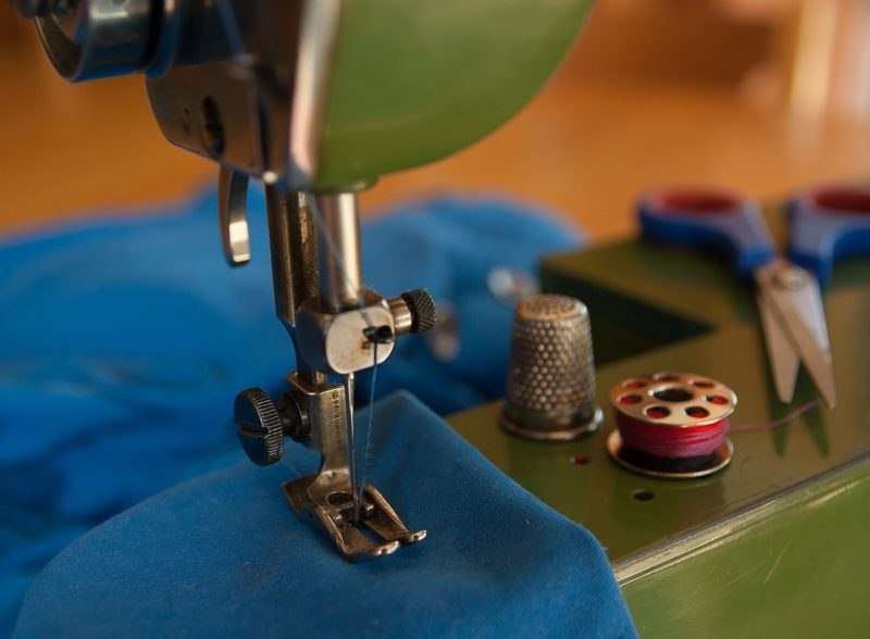 how to use kenmore sewing machine