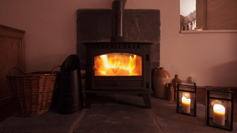 what is a non-catalytic wood stove