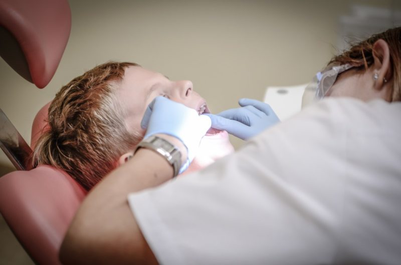 when does baby need dental insurance
